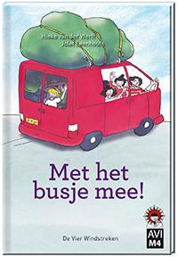 Met het busje mee! - Hieke van der Werff en Jolet Leenhouts