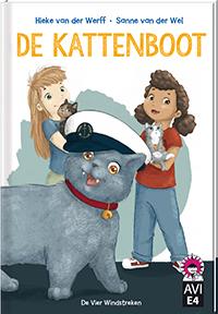 De kattenboot - Hieke van der Werff en Sanne van der Wel