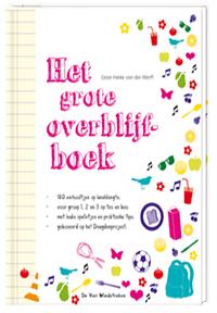 Het grote overbljfboek - Hieke van der Werff